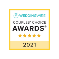 wedding wire couples choice award for 2021