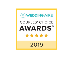 wedding wire couples choice award for 2019