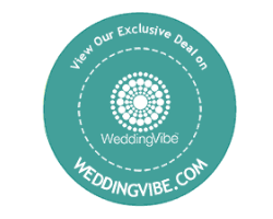 View our exclusive deals on wedding vibe