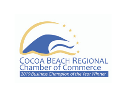 cocoa beach regional chamber of commerce 2019 business champion of the year winner